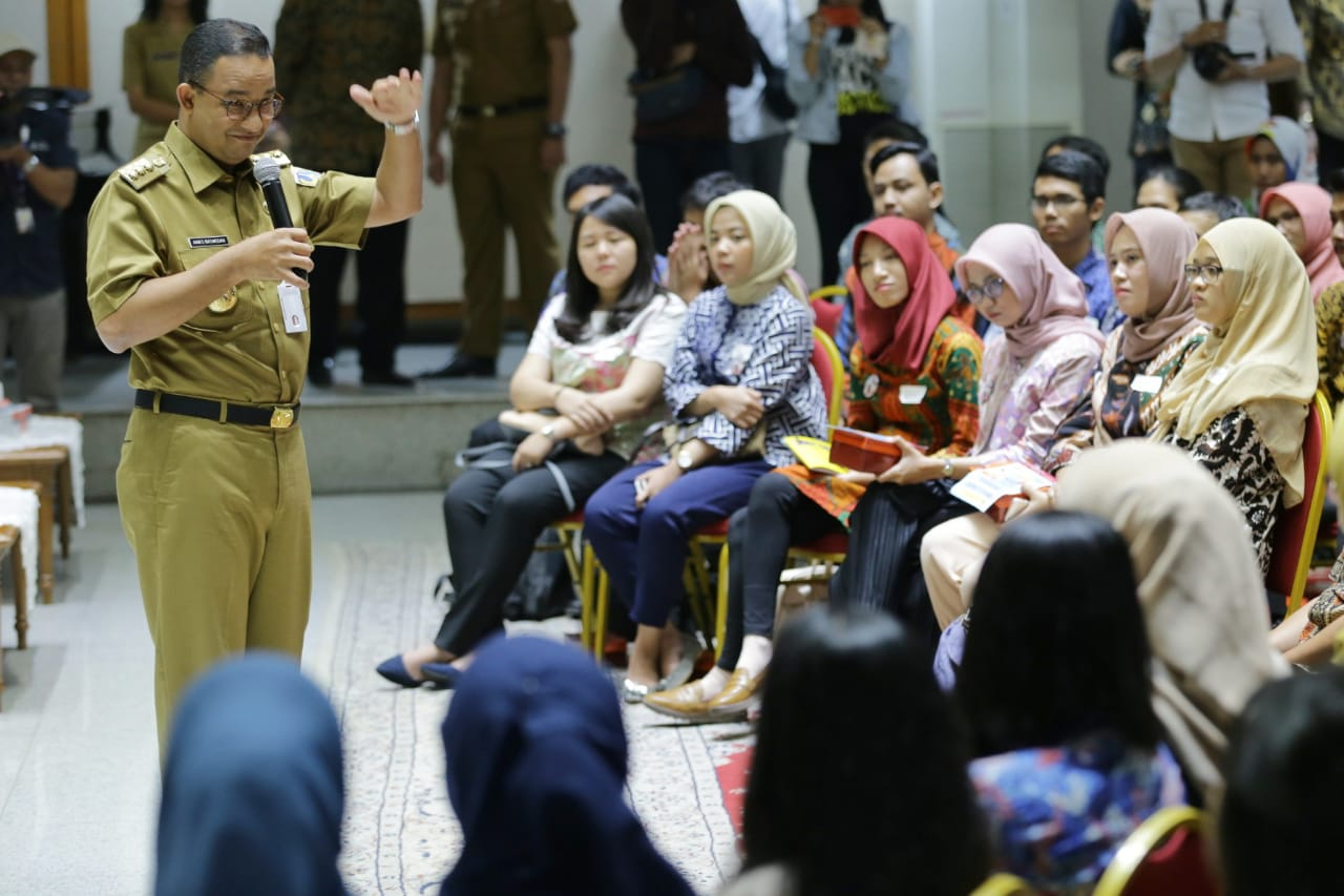 Open House Balaikota Jakarta
