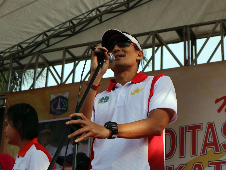 Peningkatan Soliditas dan Solidaritas Anggora KORPRI Provinsi DKI Jakarta Tahun 2017