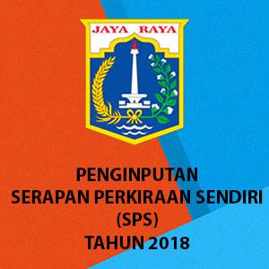 Pemberitahuan Input SPS Tahun 2018