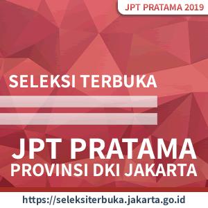 Seleksi Terbuka JPT Pratama Tahun 2019