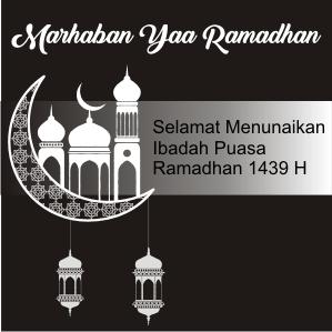 Ramadhan Kareem 1439 H