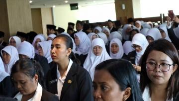 Pelantikan dan Pengambilan Sumpah/Janji Pejabat Fungsional