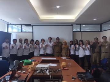 Pelaksanaan Tes Urine di Lingkungan Badan Kepegawaian Daerah Provinsi DKI Jakarta