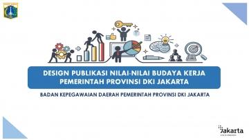 Logo Budaya Kerja Pemprov DKI Jakarta