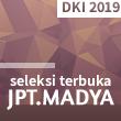 Hasil Akhir Seleksi Terbuka Jabatan Pimpinan Tinggi Madya di Lingkungan Pemerintah Provinsi DKI Jakarta