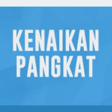 Kenaikan Pangkat Pegawai Negeri Sipil Pemerintah Provinsi DKI Jakarta Periode 1 Oktober 2019