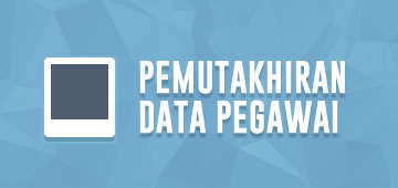 Pemutakhiran Data Profil Pegawai