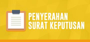 Penyerahan SK Calon Pegawai Negeri Sipil (CPNS) Dari Guru Bantu DKI Jakarta Formasi Tahun 2017 Tahap 4 (Empat)