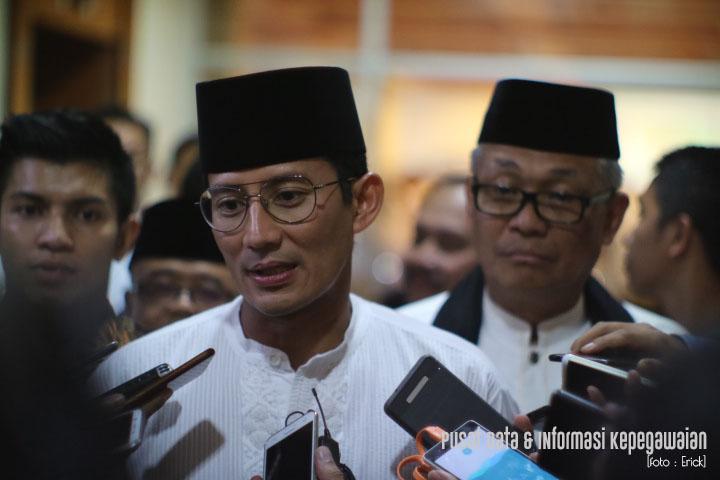 Pelaksanaan Sumpah/Janji Pegawai Negeri Sipil (PNS) Tahun 2018